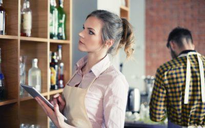 How to track inventory for a restaurant or bar